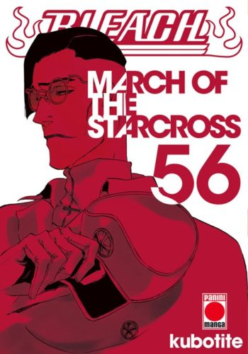 Bleach manga Tomo 56