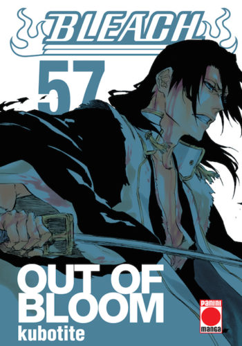 Bleach manga Tomo 57