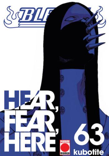 Bleach manga Tomo 63