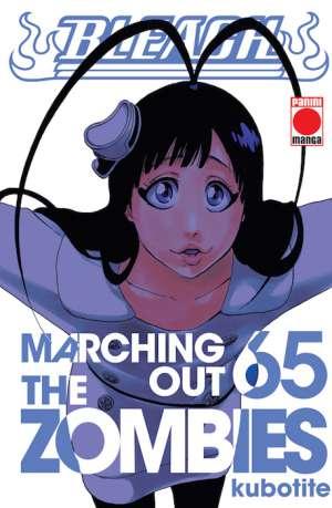 Bleach manga Tomo 65