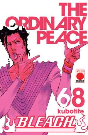 Bleach manga Tomo 68