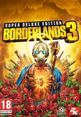 Borderlands 3 Super Deluxe Edition PC Descargar