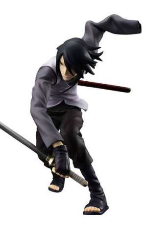 Boruto Naruto The Movie Serie GEM Figura Sasuke Uchiha 01