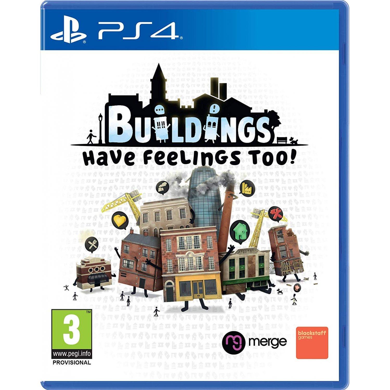 Buildings Have Feelings Too PS4