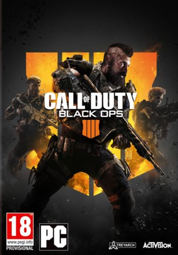 Call Of Duty Black Ops 4 PC Portada