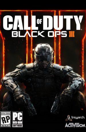 Call of Duty Black Ops III PC Portada