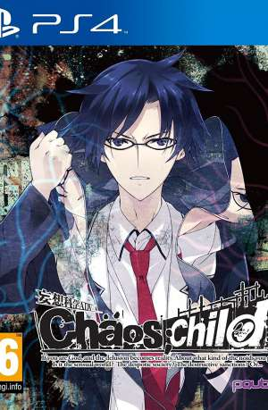 Chaos Child PS4 Portada