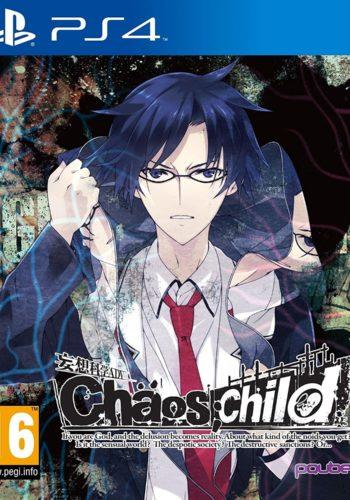Chaos Child PS4 Portada