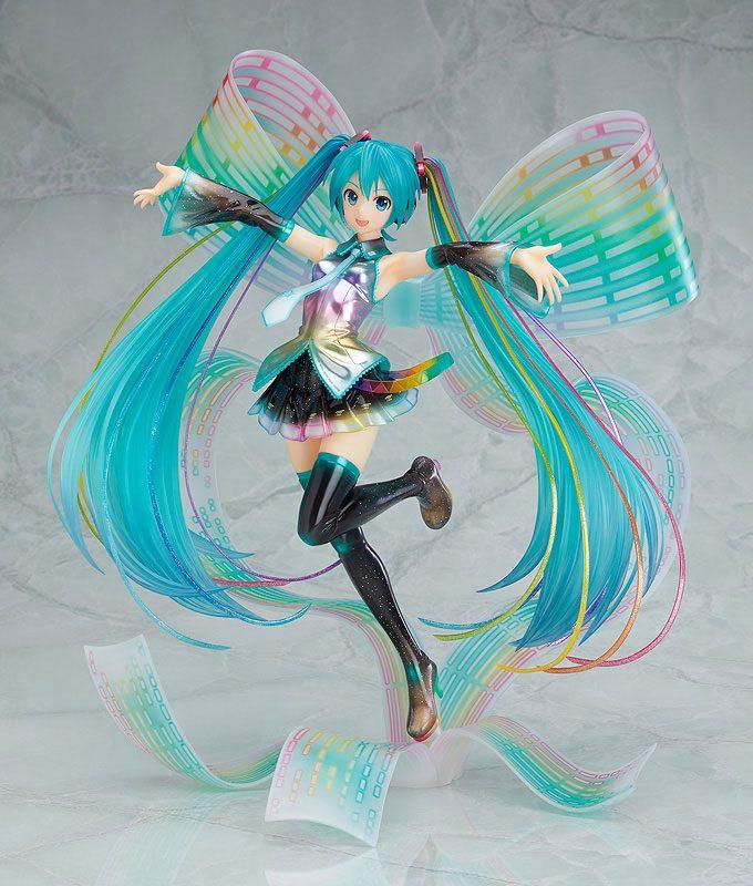 Character Vocal Series 01 Figura Hatsune Miku Decimo Aniversario Memorial Box 04