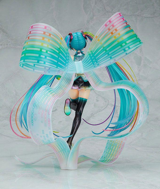 Character Vocal Series 01 Figura Hatsune Miku Decimo Aniversario Memorial Box 07