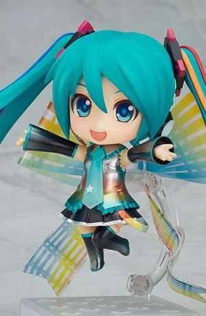 Character Vocal Series 01 Figura Nendoroid Hatsune Miku Decimo Aniversario 01