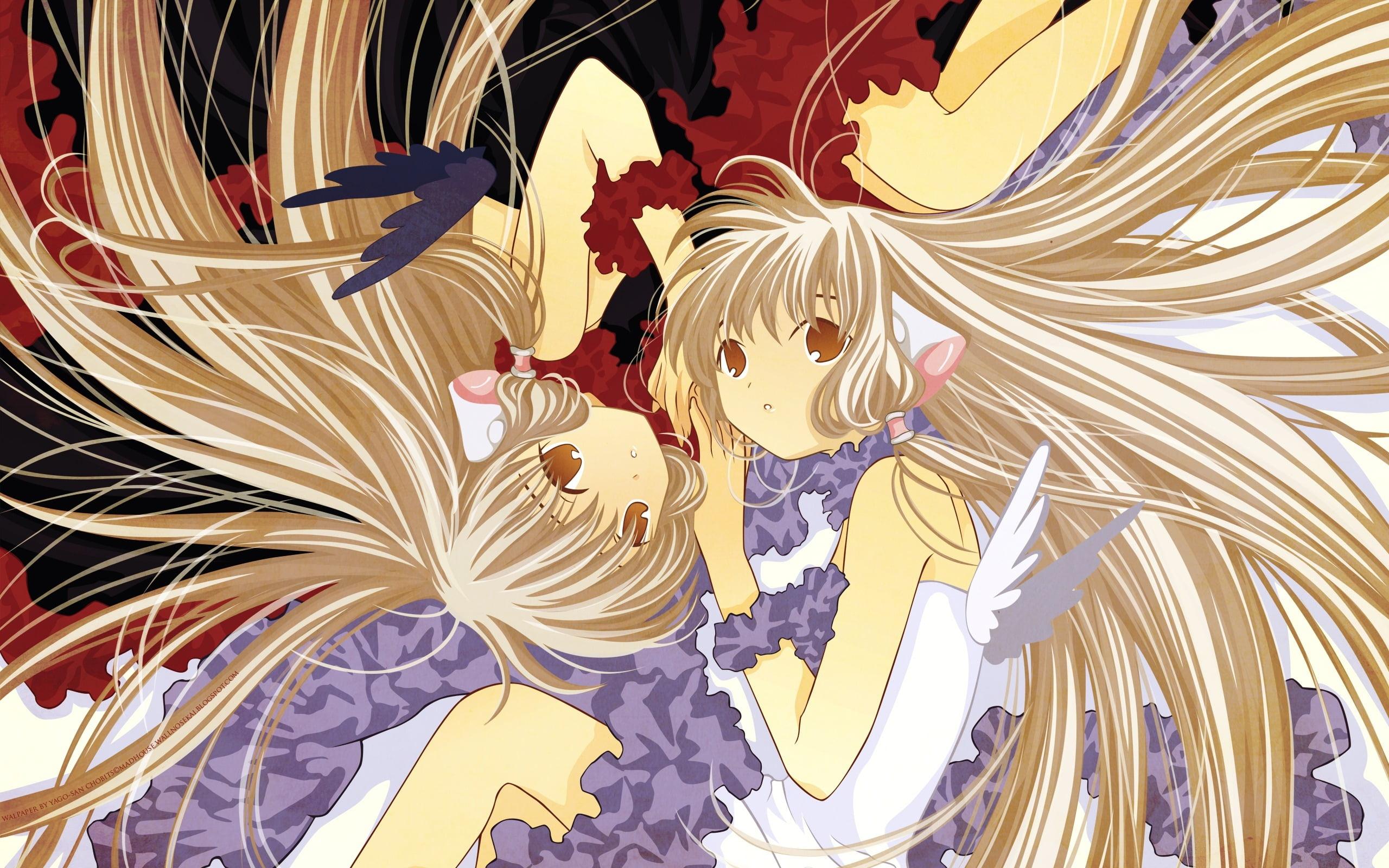 Chobits Anime Cristal Tienda de Anime Manga y Videojuegos