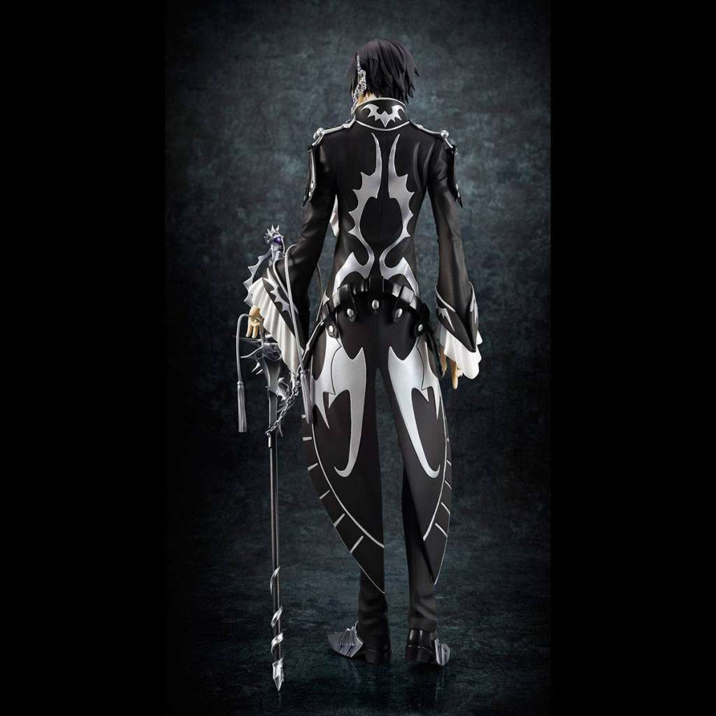 Code Geass Lelouch of the Rebellion Serie G.E.M. Figura Clamp Works Lelouch y Suzaku 07