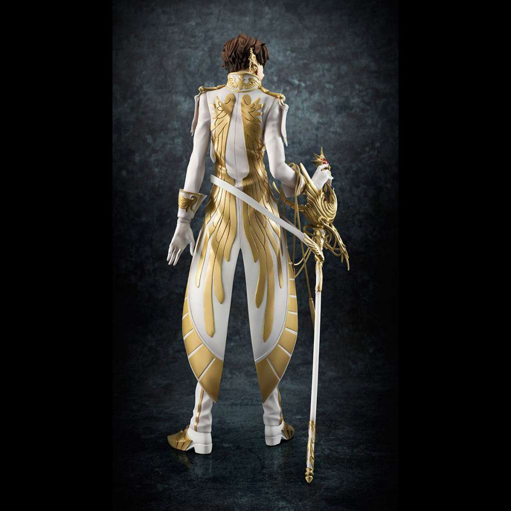 Code Geass Lelouch of the Rebellion Serie G.E.M. Figura Clamp Works Lelouch y Suzaku 08