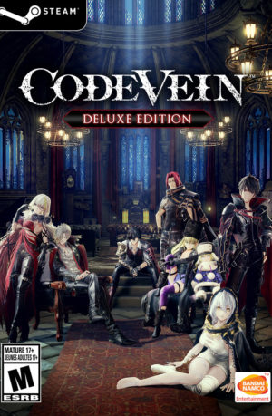 Code Vein Deluxe Edition PC Descargar