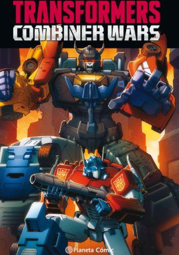 Comic Transformers Combiner Wars