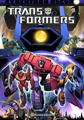 Comic Transformers Cybertron Oscuro