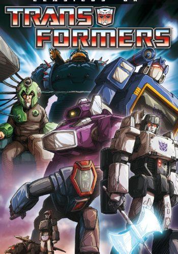 Comic Transformers Marvel UK 02