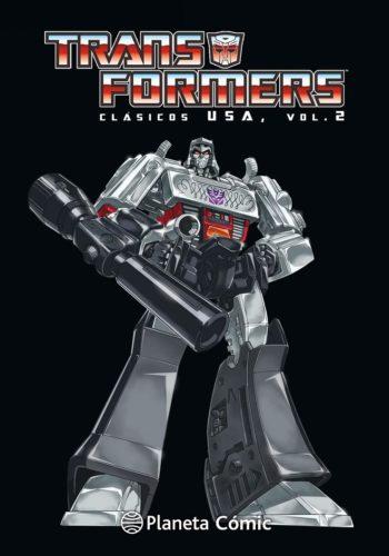 Comic Transformers Marvel USA 02