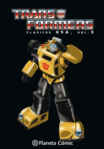 Comic Transformers Marvel USA 03