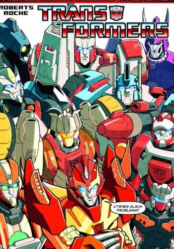 Comic Transformers More than meets the eye 01