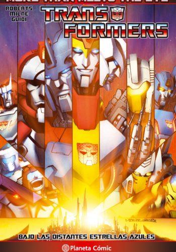 Comic Transformers More than meets the eye 02