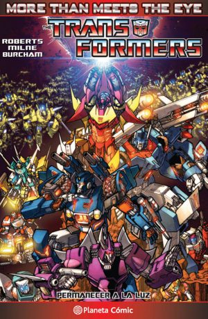 Comic Transformers More than meets the eye 03