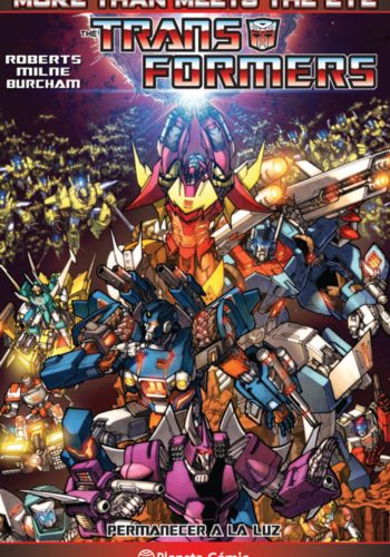 Comic Transformers More than meets the eye 03