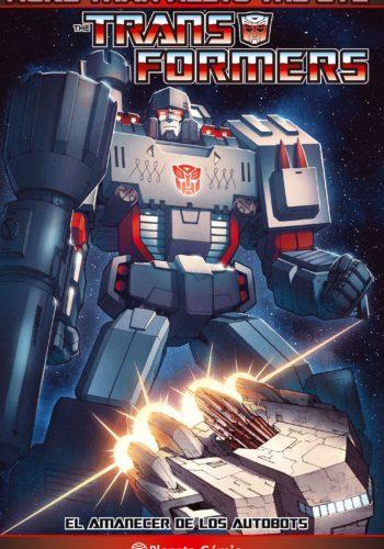 Comic Transformers More than meets the eye 04