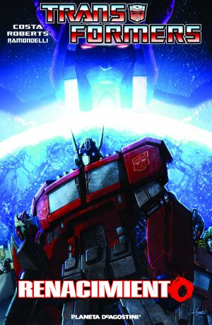 Comic Transformers Renacimiento
