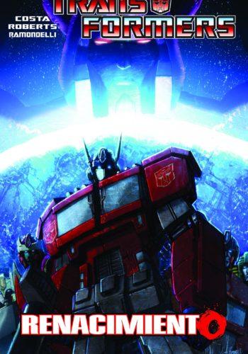 Comic Transformers Renacimiento