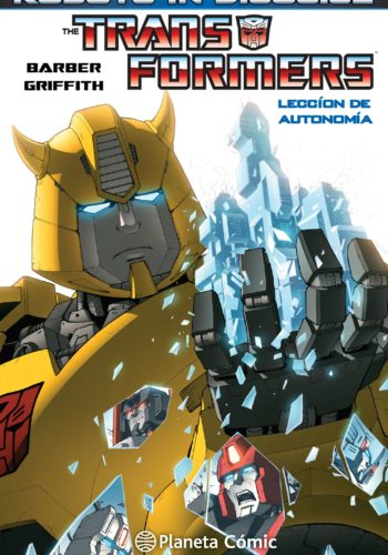 Comic Transformers Robots in Disguise 01