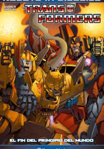 Comic Transformers Robots in Disguise 02