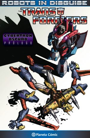 Comic Transformers Robots in Disguise 03