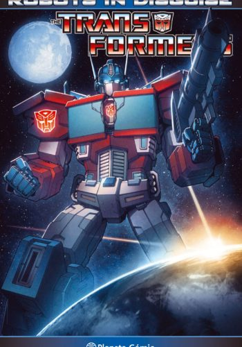 Comic Transformers Robots in Disguise 04