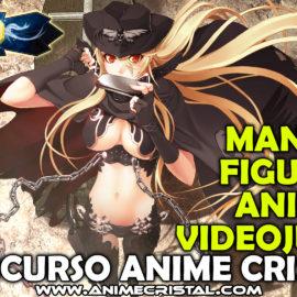 Concurso Anime Cristal Agosto 2020