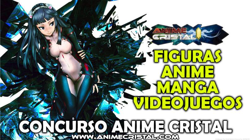 Concurso Anime Cristal Julio 2020