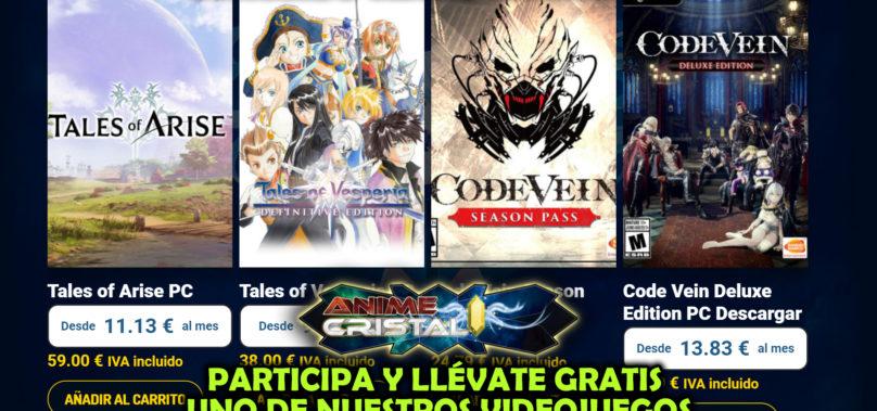 Concurso de Videojuegos Anime