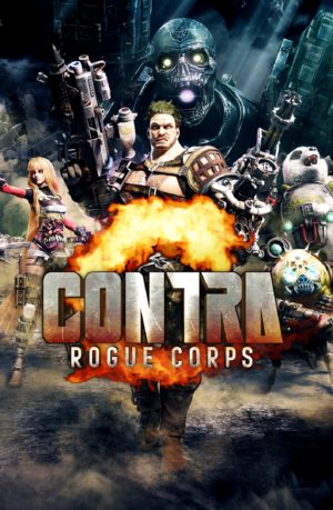 Contra Rogue Corps PC Descargar