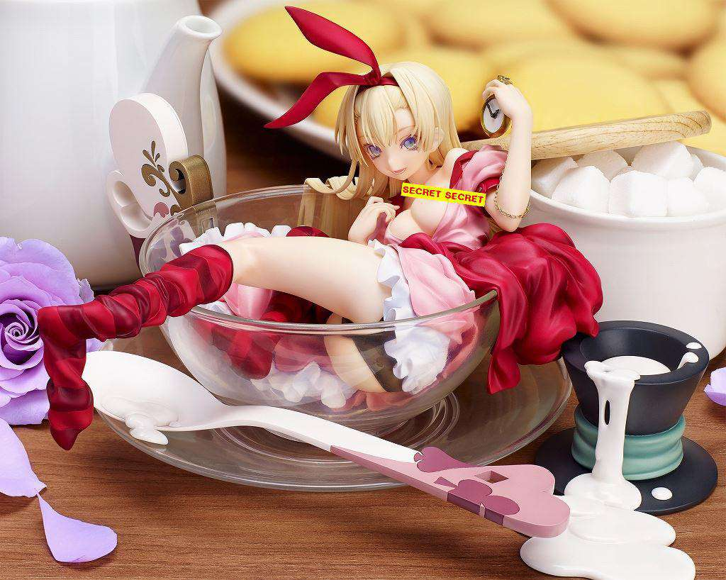 Creators Collection Figura PVC Epicurious Alice 02