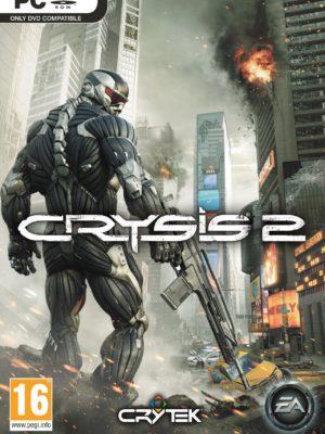Crysis 2 PC Portada
