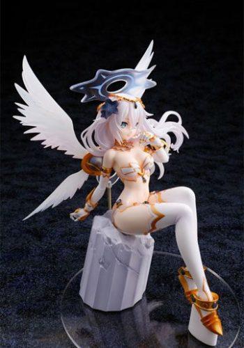 Cyberdimension Neptunia 4 Goddesses Online Figura Black Heart 01