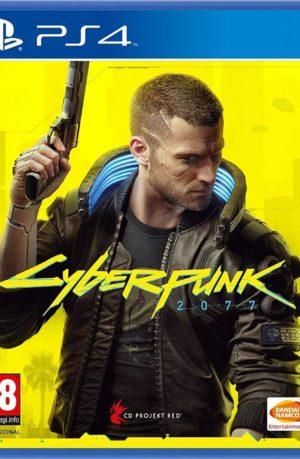 Cyberpunk 2077 Edición Coleccionista PS4