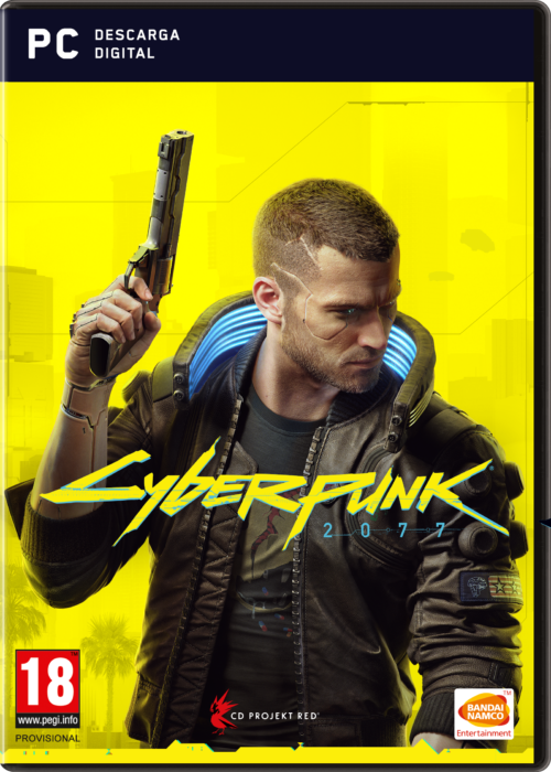 Cyberpunk 2077 Edicion Coleccionista PC