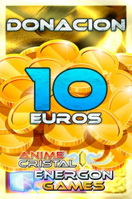 Donaciones de 10 euros