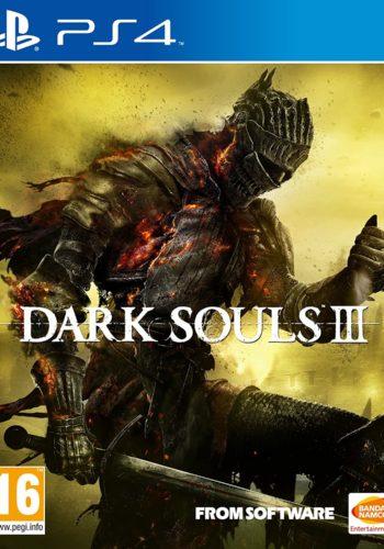 Dark Souls III Edition Goty PS4 Portada