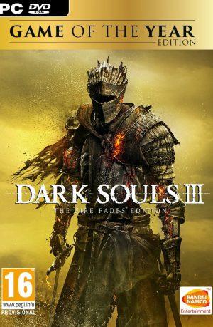 Dark Souls III Goty PC Portada