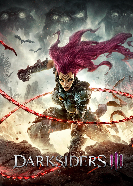 Darksiders III PC Portada