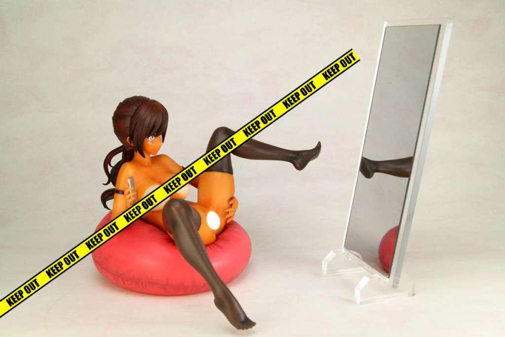 Daydream Collection Vol 17 Figura Selfie Sara Bronze Ver 09