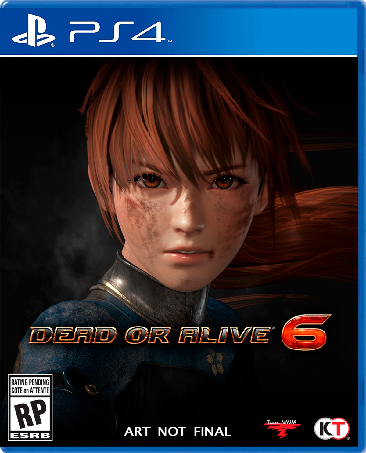 Dead or Alive 6 PS4 Portada